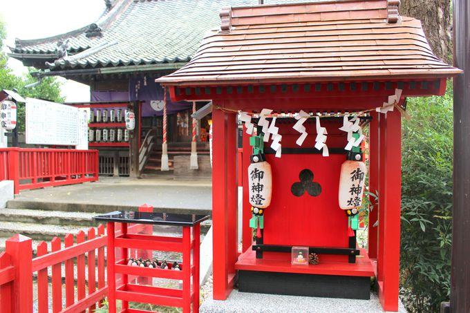 境内にある他の神社