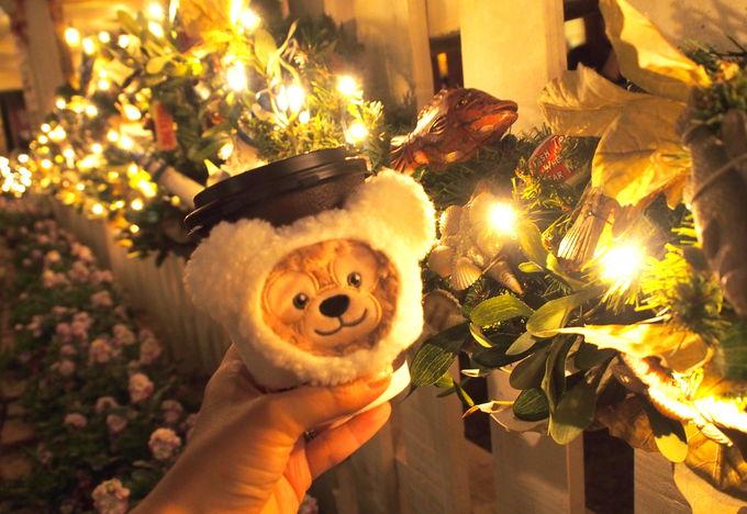 スーベニアもかわいい!クリスマスのスペシャルメニュー!
