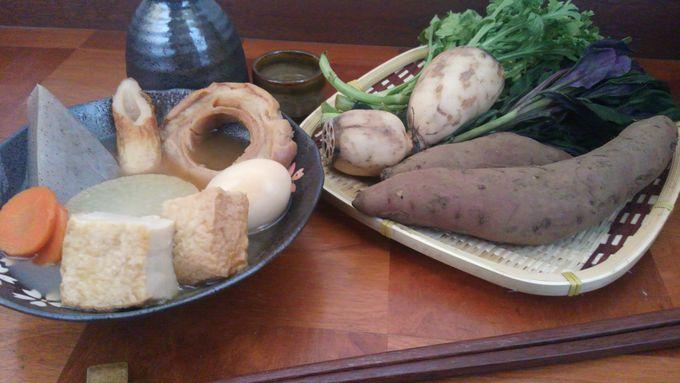 「加賀野菜」もお土産にしてみよう!