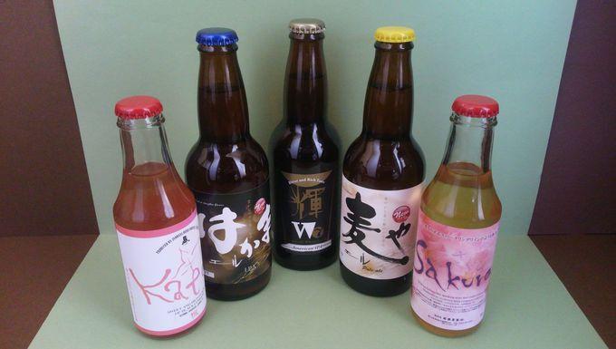 城端麦酒(じょうはなビール)