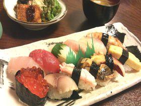 金沢駅から徒歩5分、深夜0時まで営業!「あかめ寿し」で絶品お寿司を堪能