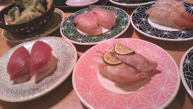 のどぐろを回転寿司でお気軽に!金沢「海天(かいてん)すし」