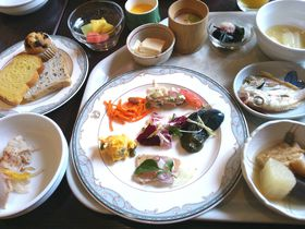 ノドグロが朝食ブッフェに!「金沢白鳥路ホテル山楽」は朝ごはんフェスティバル(R)石川1位の美食ホテル