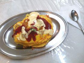 金沢の老舗洋食店「グリルオーツカ」のハントンライスは市民に愛される王道の洋食