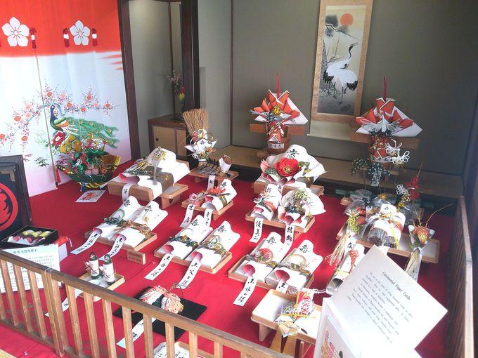 金沢の伝統的な婚礼模様