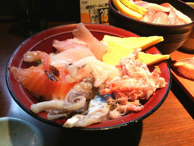 7.海鮮丼いちば