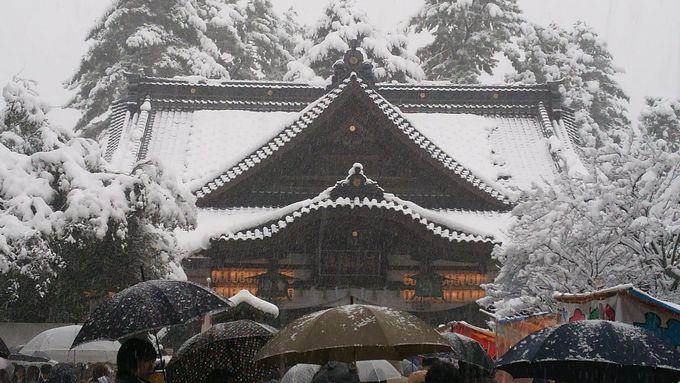2.尾山神社/金沢市
