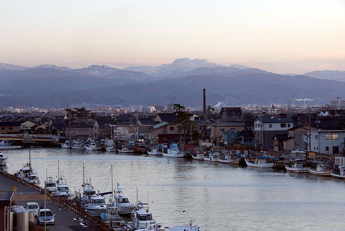 江戸時代からの街並みが残る大野町