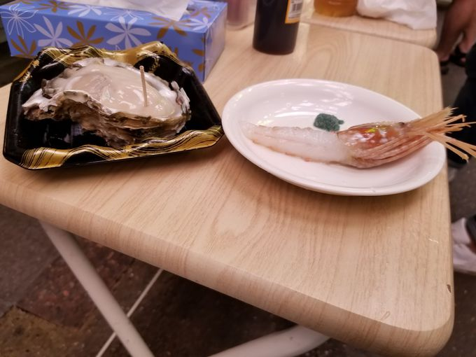 1日目午前:着物レンタル&近江町市場&尾山神社