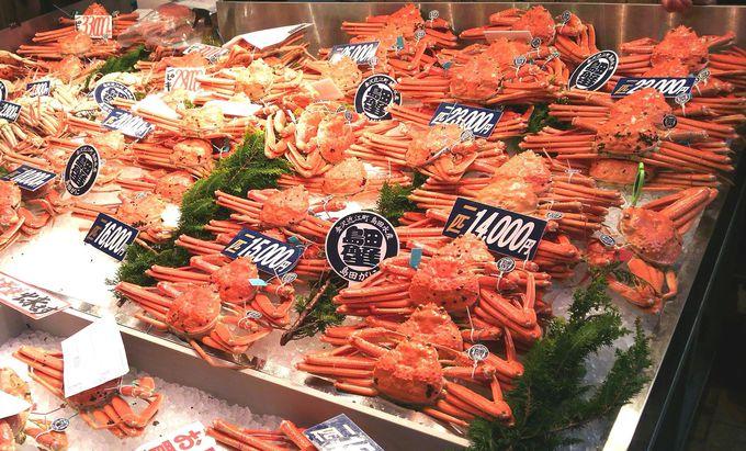 「近江町市場」で丼もの&お土産をたっぷり満喫!