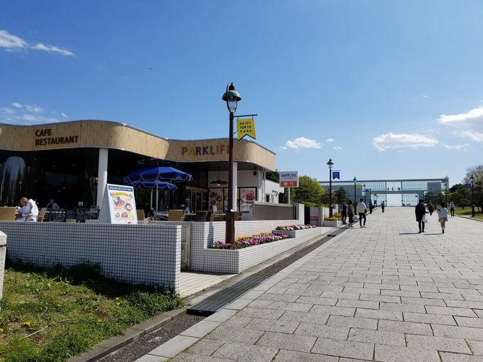 「葛西臨海公園」駅近く、便利なアクセス