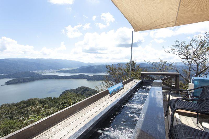 神秘の湖!福井「三方五湖レインボーライン」で天空ドライブ