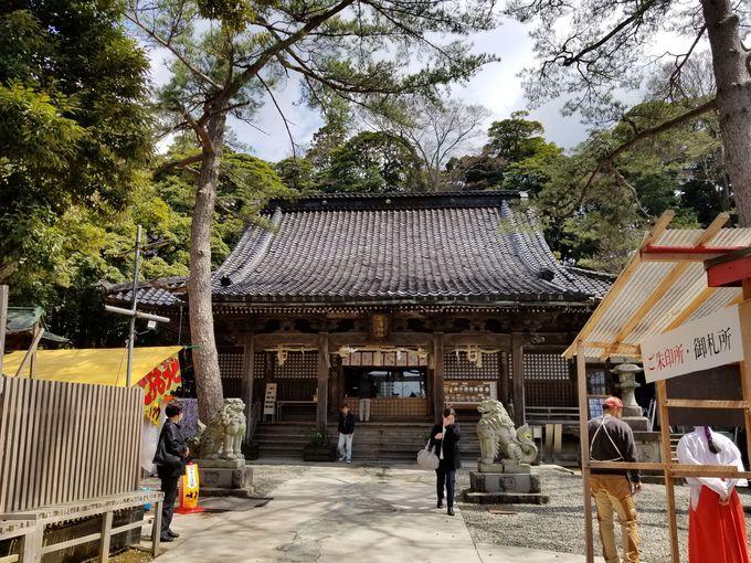 金沢で最古の神社!