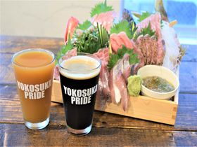 「横須賀ビール」ブルワリー併設レストランで三浦半島の食×農×クラフトビール!