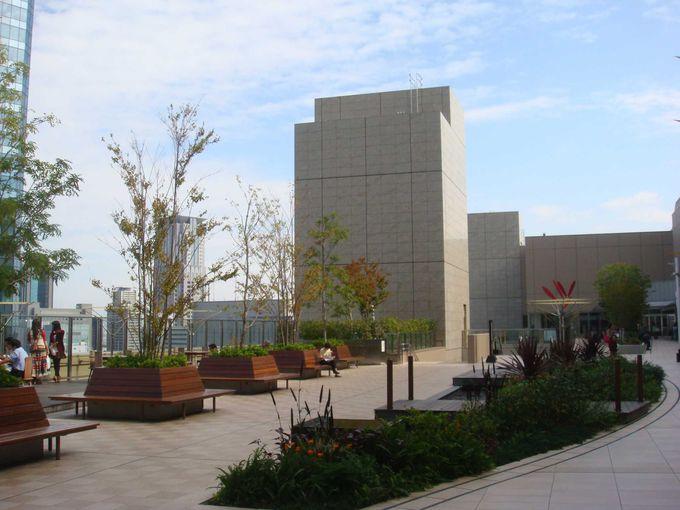 11F:風の広場