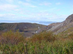 洞爺湖周辺観光にオススメ。有珠山ロープウェイで火口を見に行こう!