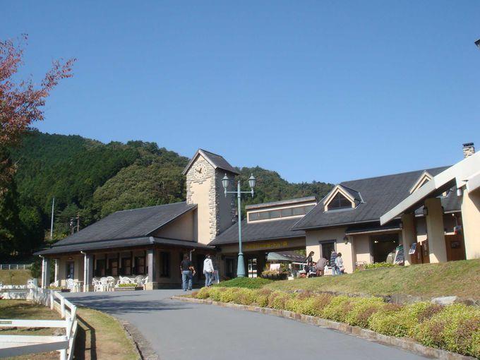 ロケーションは、兵庫県中部の山間