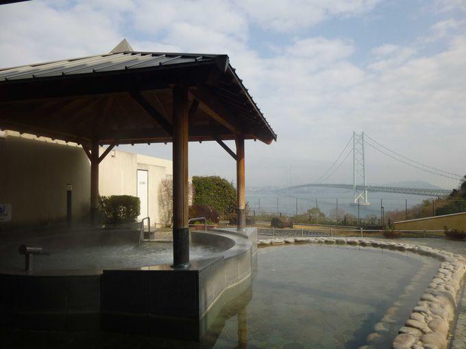 眺望バツグンの温泉