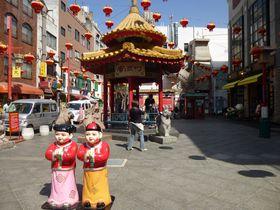 名物スポット、中華グルメ、キッチュな雑貨探し!神戸南京町の歩き方