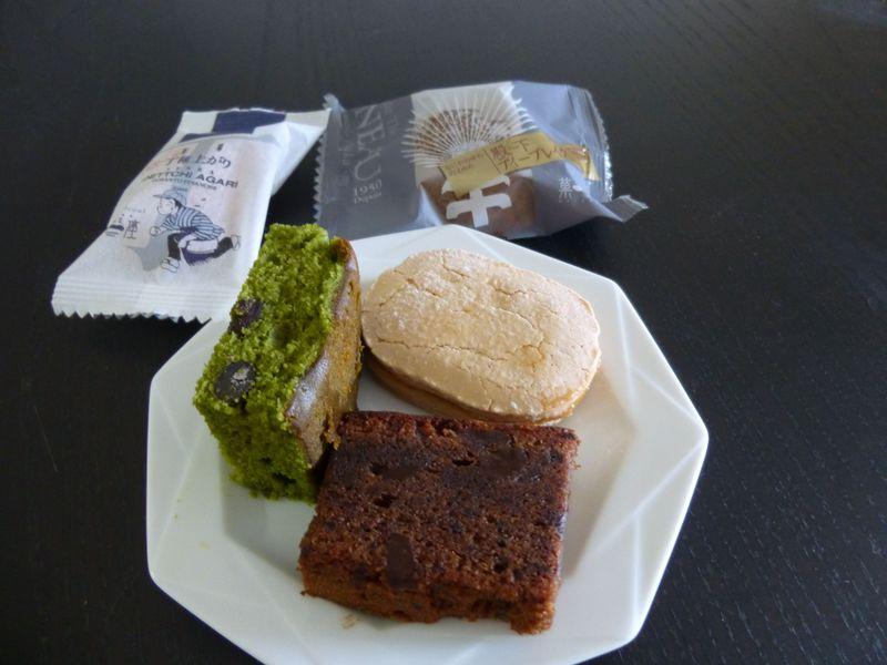 ル・ピノーの焼き菓子「難波の大盤振る舞い」