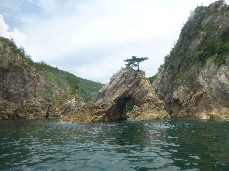鳥取砂丘、浦富&白兎海岸、温泉に海産物にB級グルメ☆鳥取観光、満喫一日モデルコース!