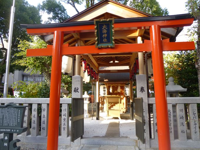 生田神社の参拝方法