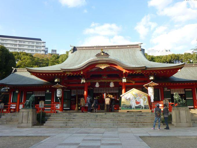 4.三宮・生田神社