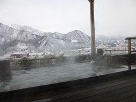 冬はやっぱり雪見風呂!絶景露天温泉が自慢の「ホテル双葉」(新潟・越後湯沢)