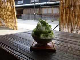 夏限定のお伊勢グルメ。名物甘味の赤福氷&御福氷、かき氷食べ比べ!
