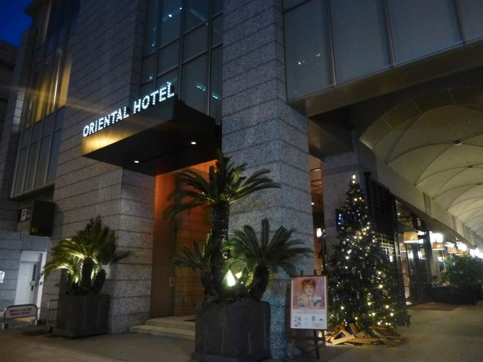 ルミナリエ鑑賞におすすめのホテルは?