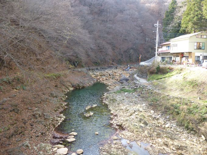 尻焼温泉へのアクセス