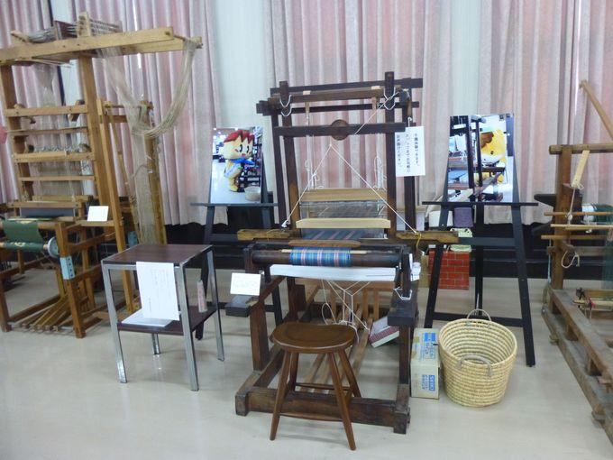 「織都」桐生の歴史を学べる「桐生織物記念館」から街歩きスタート。