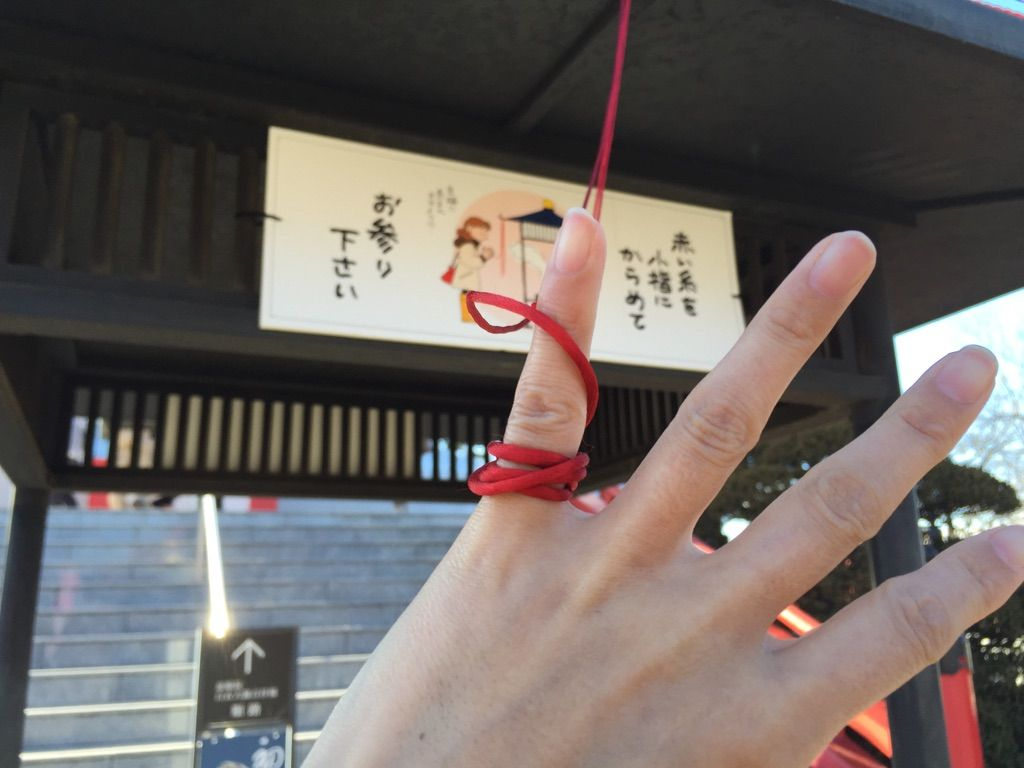 5.慈眼院・赤い糸祈願祭/群馬