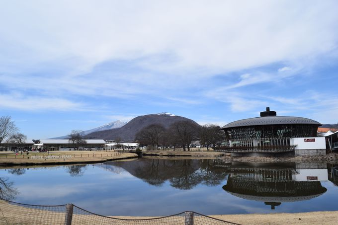 二日目午後:軽井沢プリンスパーク