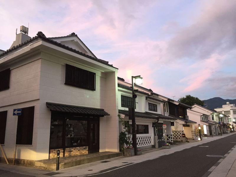 蔵カフェに一点モノの工芸品探し!松本・中町通り散策ガイド