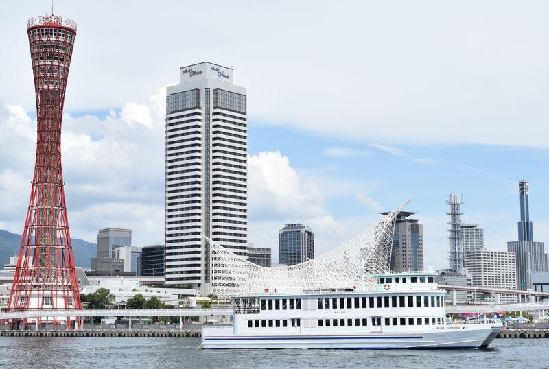 手軽…でも優雅!遊覧船ロイヤルプリンセスで神戸港クルーズ
