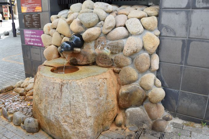 【11:00温泉&ランチ】必ず入りたいのは「金泉」。食事&温泉のプランもオススメ