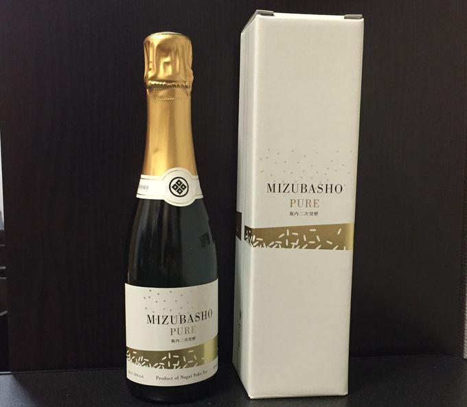 世界初・シャンパン製法のスパークリング清酒。「NAGAI STYLE」の提案する新しい日本酒のカタチ