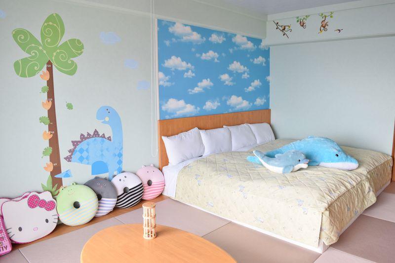 超可愛いキッズルームも。ホテルグリーンプラザ鴨川は子連れ旅行にオススメ!