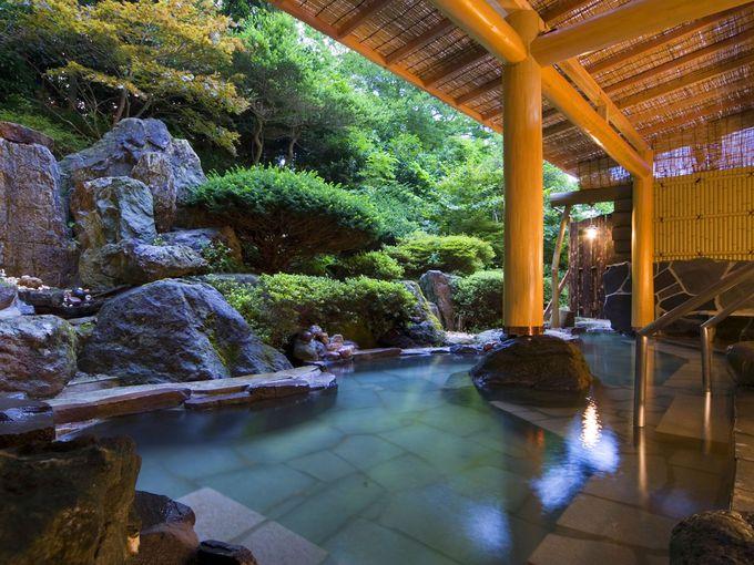 「美肌の湯」強羅温泉で疲れを癒そう