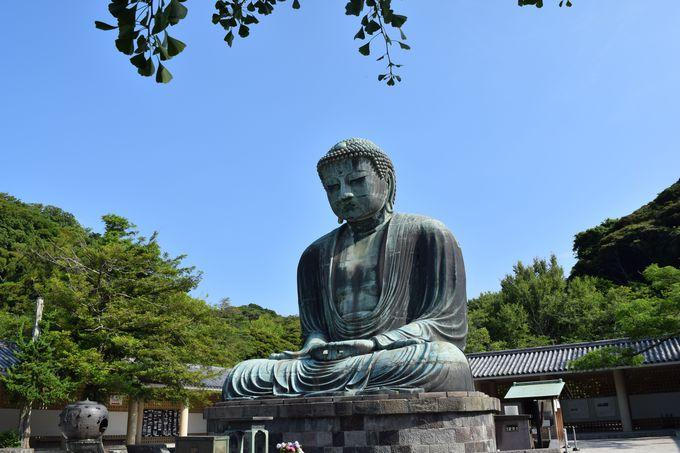 高徳院(鎌倉大仏)へ到着
