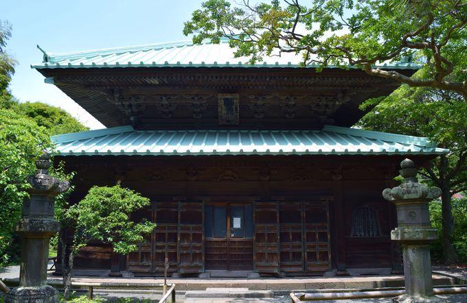 鎌倉唯一の尼寺、英勝寺