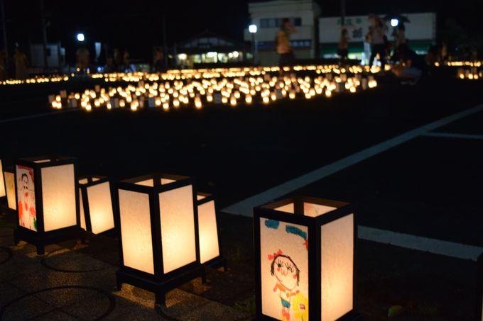 高崎・慈眼院のろうそく祭り「万灯会」