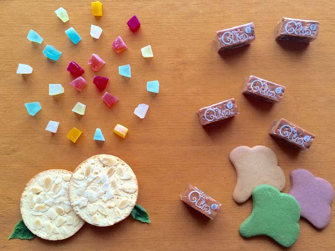 鎌倉の四季が感じられる「鎌倉紅谷」のお菓子