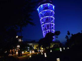 「江の島灯籠2018」夏の夜に行きたい夕涼みライトアップ!