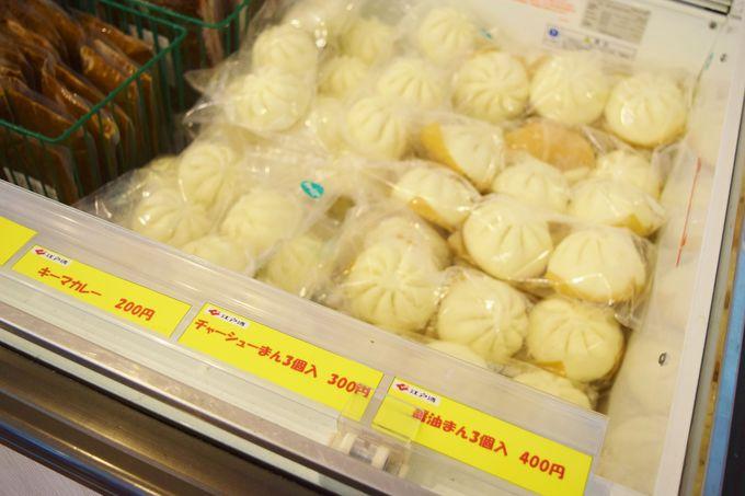 人気は横浜かをり、重慶飯店、江戸清など。アウトレット品も