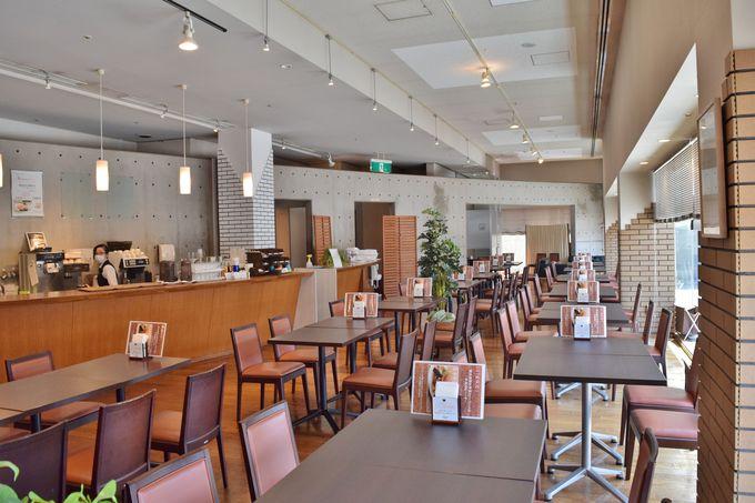 ホテルメイドの確かな美味しさ!カフェ&マーケット COREのランチ