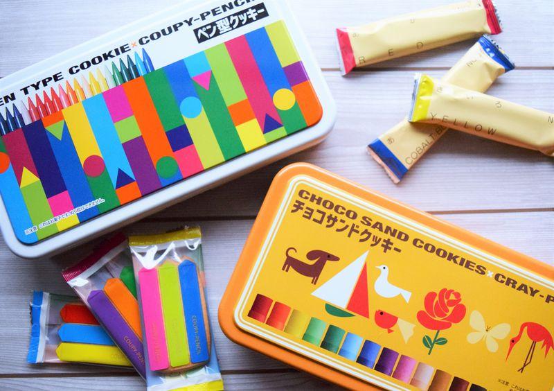 西日本限定・サクラクレパスコラボのお菓子が可愛すぎ!販売場所・入手方法は?