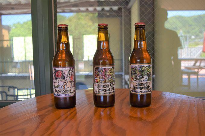 お土産にはボトルのベアードビールをどうぞ