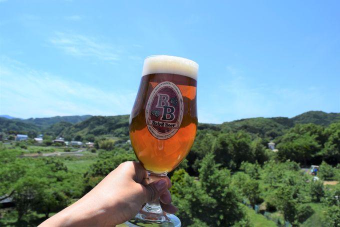 3Fタップルームで飲む、できたてのビール!